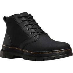 Dr. Martens Bonny 6 Eye Chukka Boot Black 12oz Waxy Canvas/Kanga S