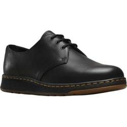 Men's Dr. Martens Cavendish 3-Eye Shoe Black Temperley