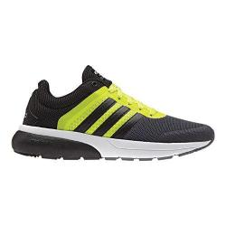 Men's adidas NEO Cloudfoam Flow 2.0 Sneaker Solar Yellow/Black/Onix