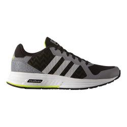 Men's adidas NEO Cloudfoam Flyer Sneaker Grey/Matte Silver/Black
