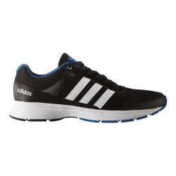 Men's adidas NEO Cloudfoam VS City Sneaker Black/White/Blue
