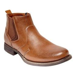 Men's Madden Basket Chelsea Boot Tan Synthetic
