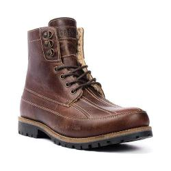 Men's Crevo Fairby Duck Toe Boot Chestnut Leather