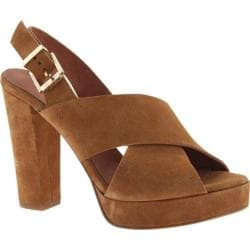 Women's Kenneth Cole New York Lola Platform Sandal Terra Suede
