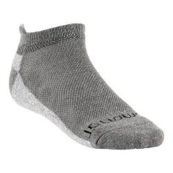 Terramar Cool-Dry Pro Tab Ankle Socks (2 Pairs) Light Grey
