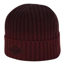Men's A Kurtz Cotton Dip Dye Watchcap Dark Red 20356317