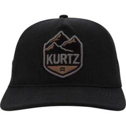 Men's A Kurtz Mountain Baseball Cap Black