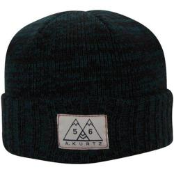 Men's A Kurtz Two Tone Short Beanie Hunter