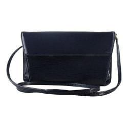 Women's J. Renee 10334 Convertible Clutch Navy Patent