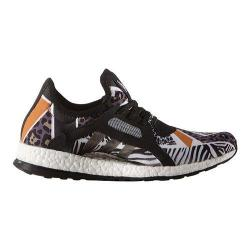Women's adidas Pure Boost X Trainer Core Black/Core Black/EQT Orange