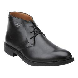 Men's Clarks Chilver Hi Gore-Tex Black Leather