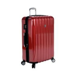 Delsey Helium Aero 29in Exp. Spinner Trolley Brick Red