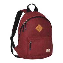 Everest Vintage Backpack Burgundy