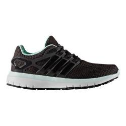 Women's adidas Energy Cloud WTC Running Shoe Utility Black/Core Black/Ice Green