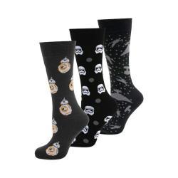 Men's Cufflinks Inc The Force Awakens Socks 3-Pair Gift Set Multi