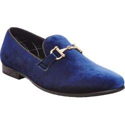 Men's Steve Madden Coine Loafer Blue Velvet
