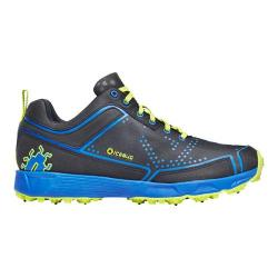 Men's Icebug DTS2 BUGrip Running Shoe Black/Cobalt