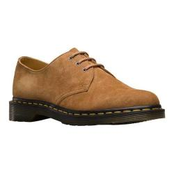 Dr. Martens 1461 3-Eye Shoe Tan Soft Buck