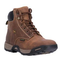 Men's Dan Post Boots Cabot Logger Boot DP66852 Tan Leather 20265747