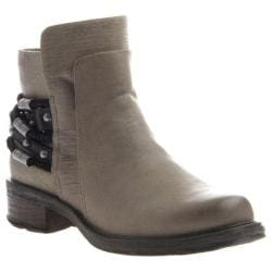 Women's OTBT Highstreet Biker Boot Timber Wolf Leather
