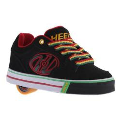 Children's Heelys Motion Plus Roller Shoe Black/Reggae