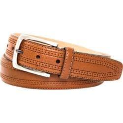 Men's Trafalgar Hatcher Belt Tan
