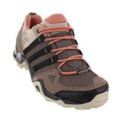 Women's adidas AX 2.0 GORE-TEX Hiking Shoe Vapour Grey/Black/Raw Pink