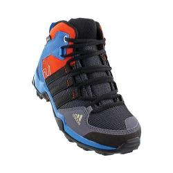 Children's adidas AX 2.0 Mid CP K Hiking Shoe Onix/Black/Shock Blue