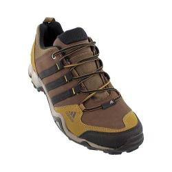 Men's adidas Brushwood Hiking Shoe Brown/Black/Craft Khaki