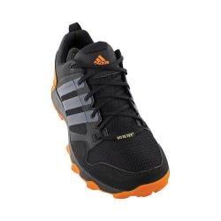 Men's adidas Kanadia 7 Trail GORE-TEX Hiking Shoe Black/Vista Grey/Unity Orange