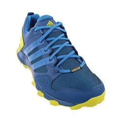 Men's adidas Kanadia 7 Trail GORE-TEX Hiking Shoe Tech Steel/Unity Blue/Unity Lime