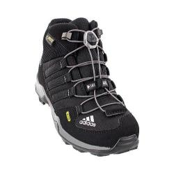 Children's adidas Terrex Mid GORE-TEX K Hiking Shoe Black/Black/Vista Grey