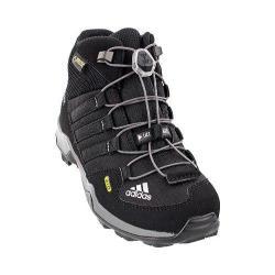 Children's adidas Terrex Mid GORE-TEX K Hiking Shoe Black/Black/Vista Grey