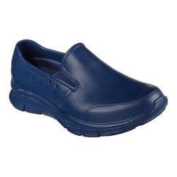 Men's Skechers Equalizer Womble Slip On Shoe Navy