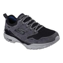 Men's Skechers GOwalk Outdoors Trail Shoe Charcoal/Black