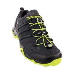 Men's adidas Terrex Swift R Black/Solar Yellow/Utility Black