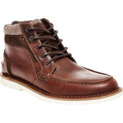 Men's Steve Madden Intrepad Moc Toe Chukka Boot Cognac Leather