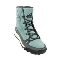 Women's adidas CW Choleah Insulated CP Winter Boot Vapour Steel/Utility Ivory/Black