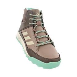 Women's adidas CW Choleah Sneaker Boot Vapour Grey/Chalk White/Tech Earth