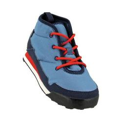 Children's adidas CW Snowpitch Chukka K Boot Blanch Blue/Craft Chili/Collegiate Navy