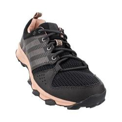 Women's adidas Galaxy Trail Running Shoe Utility Black/Silver Metallic/Vapour Pink