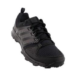 Men's adidas Galaxy Trail Running Shoe Black/Iron Metallic/Utility Black