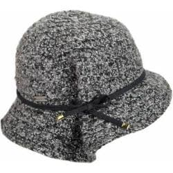 Women's Betmar Ashley Bucket Hat Charcoal Multi