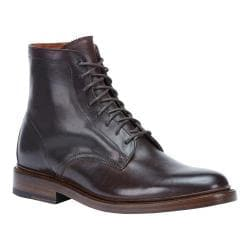 Men's Frye Jones Lace Up Ankle Boot Chocolate