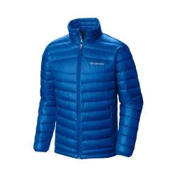 Men's Columbia Platinum 860 TurboDown Down Jacket Super Blue