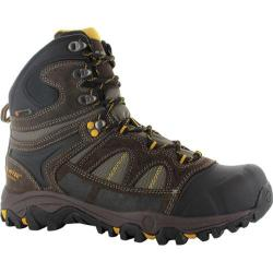 Men's Hi-Tec Altitude Lite 200 I Waterproof Boot Dark Chocolate/Bungee/Gold Leather