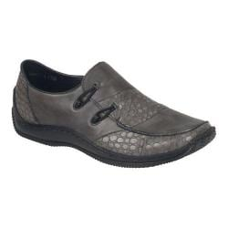 Women's Rieker-Antistress Celia 62 Smoke/Smoke Leather