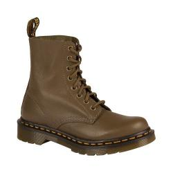 Women's Dr. Martens Pascal 8 Eye Boot Grenade Green Virginia