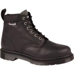 Dr. Martens Saxon 939 6-Eye Padded Collar Boot Black New Laredo/Extra Tough Nylon