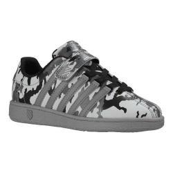 Boys' K-Swiss Classic VN Camo VLC Sneaker - Little Kid Stingray/Black